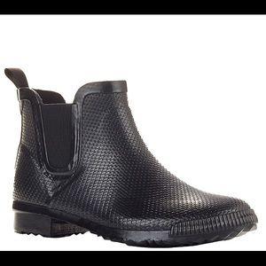 Cougar Regent Rain Boot, Black Snake